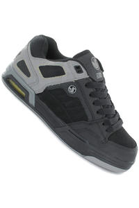 DVS Throttle Nubuck Shoe (black grey)
