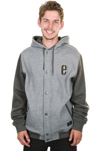 Etnies All City Jacke (grey heather)