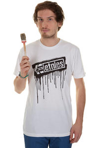 Etnies Stencil Box Sketch T-Shirt (white)