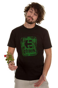 Etnies Stamped T-Shirt (black)