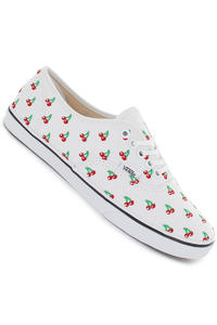 Vans Authentic Lo Pro Shoe girls (cherry true white)