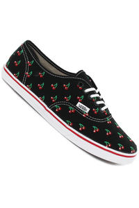 Vans Authentic Lo Pro Shoe girls (cherry black)