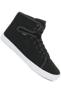 Vans Hadley Canvas Schuh girls (black khaki)