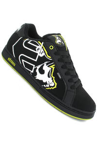 Etnies Metal Mulisha Fader Schuh (black green)
