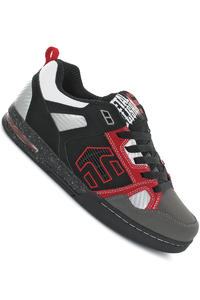 Etnies Metal Mulisha Kontra Schuh (black red grey)