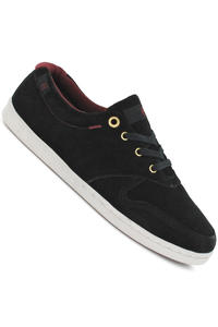 Etnies Connery Schuh (black red)