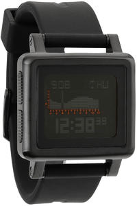 Nixon Housing Uhr (all black)