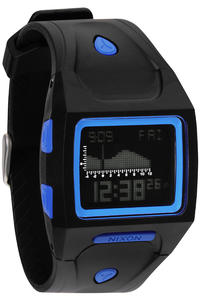 Nixon Lodown Uhr (black blue)