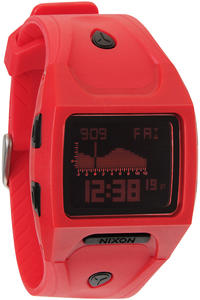 Nixon Lodown Watch (red)