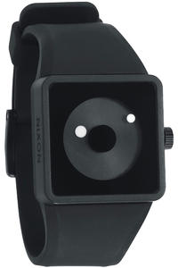 Nixon Newton Uhr (black white)