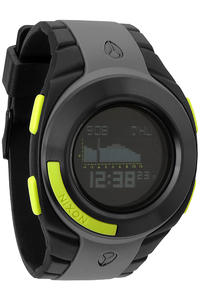 Nixon Outsider Tide Uhr (gray black lime)
