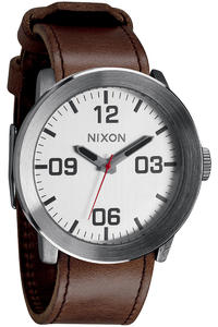 Nixon The Corporal Watch (silver brown)