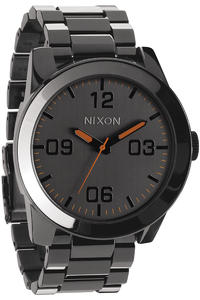 Nixon The Corporal SS Watch (steel grey)