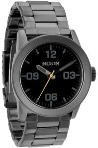 Nixon The Private SS Uhr (gunmetal black)