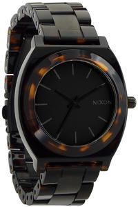 Nixon The Time Teller Acetate Uhr (matta black)