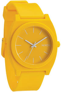 Nixon The Time Teller P Uhr (matte yellow)