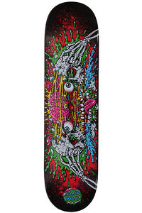 "Santa Cruz Phillips Faciall II 8"" Deck (black)"