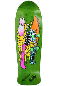 Santa Cruz Slasher 10&quot; Deck (green)
