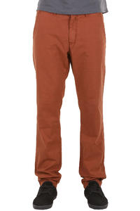 REELL Grip Tapered Pants (burned orange)