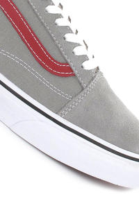 Vans Old Skool Schuh (flint grey chili)