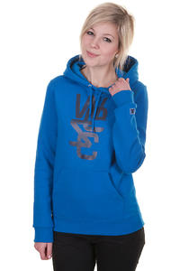 WeSC Overlay Hoodie girls (imperial blue)
