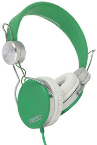 WeSC Banjar Headphones (jolly green)