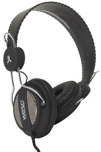 WeSC Oboe Polka Headphones (black)