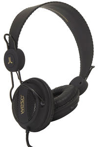 WeSC Oboe Headphones (black gold)