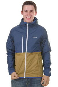 Mazine Deep Packman Jacket (cobalt gold)