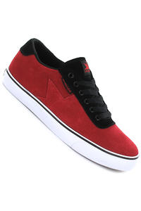 Dekline Scout Suede Shoe (red black)