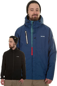 Mazine Schasap Jacket (cobalt)