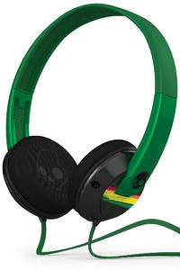 Skullcandy Uprock Headphones (black rasta)