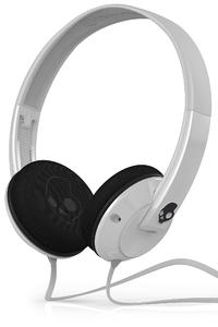 Skullcandy Uprock Headphones (white black)