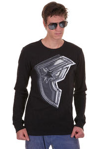 Famous Sigmund Longsleeve (black grey white)