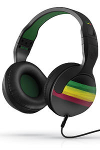 Skullcandy Hesh 2.0 Headphones (rasta)