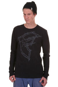 Famous Nailed Boh Longsleeve (black grey)