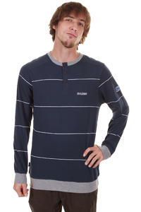 Mazine Willie Longsleeve (navy)
