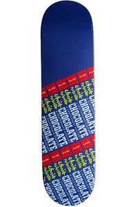 "Chocolate Roberts Pop Secret 8"" Deck (blue)"