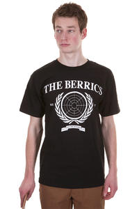 The Berrics Caesar T-Shirt (black)