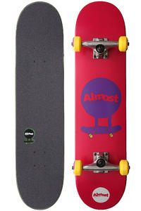 "Almost MoMan 7.625"" Komplettboard (red)"