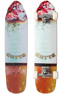 "Blind Butt 7.5"" Complete-Board (white)"