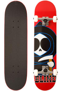 "Blind Classic Kenny 7.625"" Complete-Board (red)"