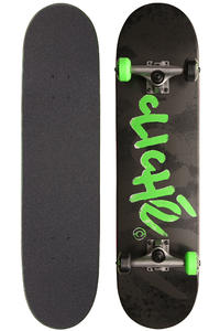 "Cliché Spray 8"" Complete-Board (black)"