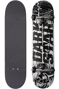 "Darkstar Splatter 7.625"" Komplettboard (black white)"