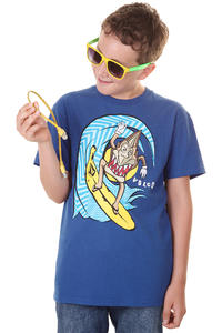 Volcom Monkey Shack T-Shirt kids (bold blue)