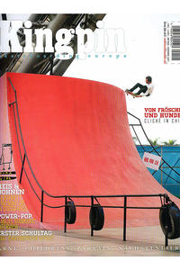Kingpin Skateboarding Europa 102 06/2012 Magazin