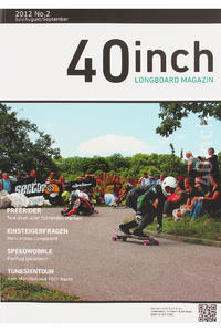 40inch Number 2 2012 Magazin