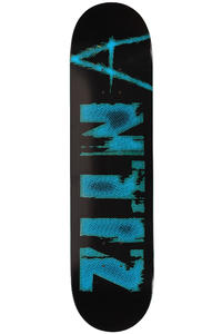 Antiz Skateboards Team Logo 7.875&quot; Deck (blue)