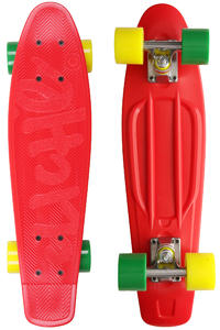 Clich Trocadero Cruiser (red rasta)
