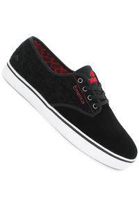 Emerica x Thrasher x Baker Laced Schuh (black black red)